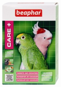 Beaphar Care + Parrot & Cockatoo Food