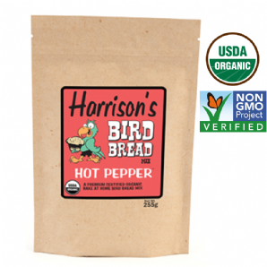 Bird Bread Mix - Hot Pepper 255g*