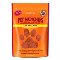 Chicken Chips Pet Munchies