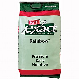 Kaytee Exact Rainbow Chunky Complete Food for Large Parrots (20lb bag)