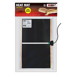 "PR Cloth Element Heat Mat (17x11"") 20W"