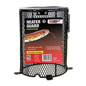 PR Heater Guard Standard (Round)
