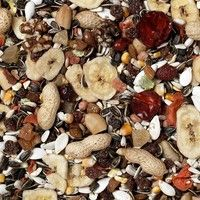 PREMIUM PARROT FRUIT MIX  2kg