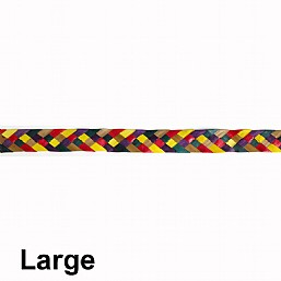 Rainbow Straight or Zig Zag Shredder (Jumbo)