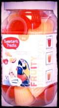 Tweeters Treats Fruity Jelly Pots (Tub of 27)