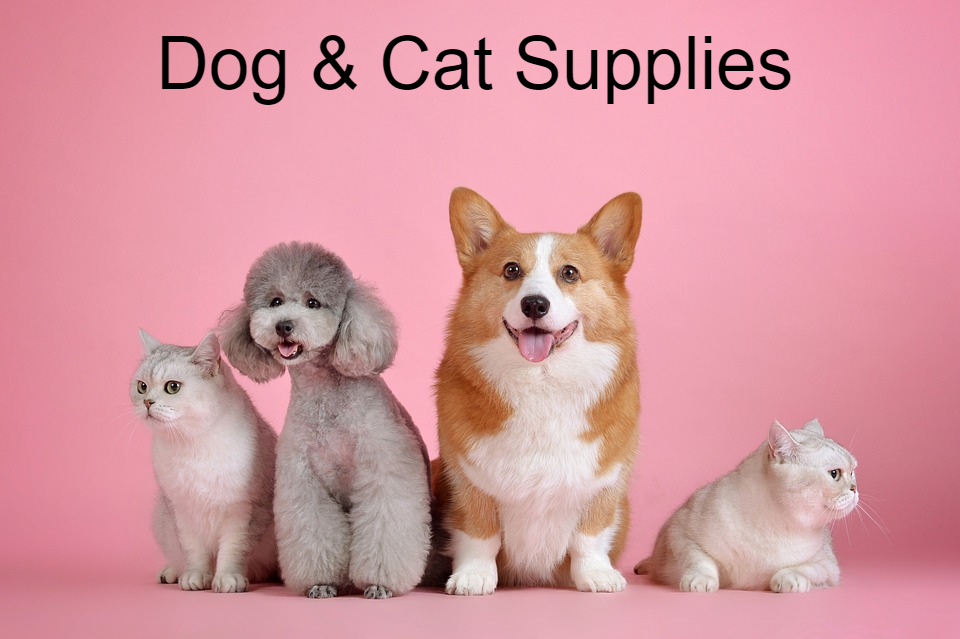 Dog & Cat Supplies